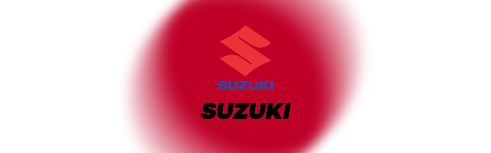 suzuki logo marque