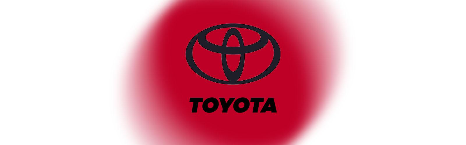 toyota logo marque
