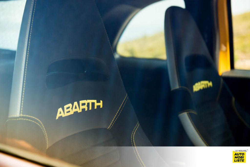 Abarth 595 Competizione restylée 2016 13