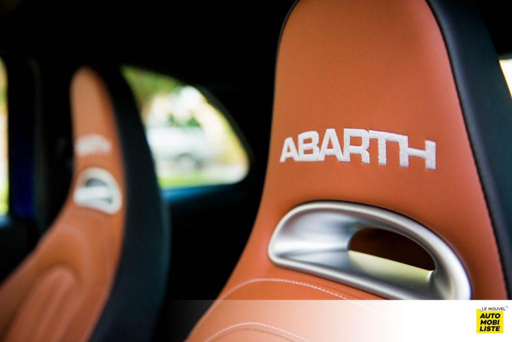 Abarth 595 Turismo restylée 2016 37