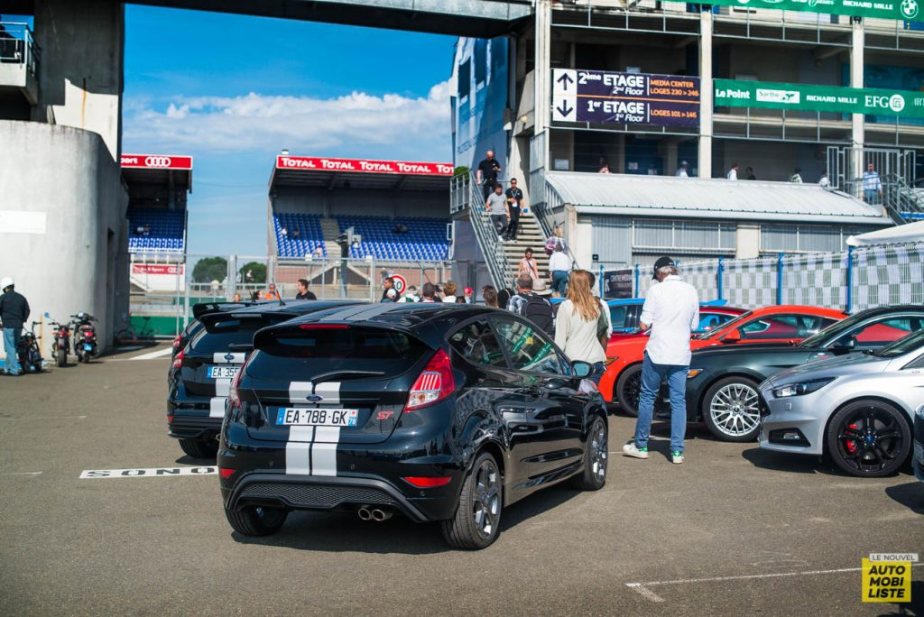 Ford Fiesta ST 200 Le Mans 2016 1