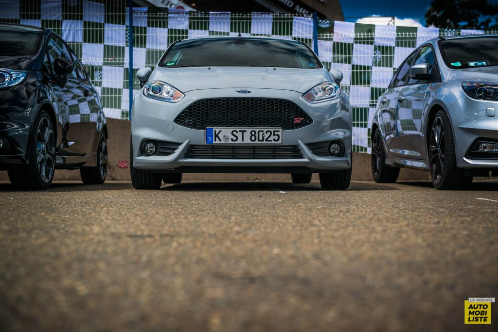 Ford Fiesta ST 200 Le Mans 2016 3