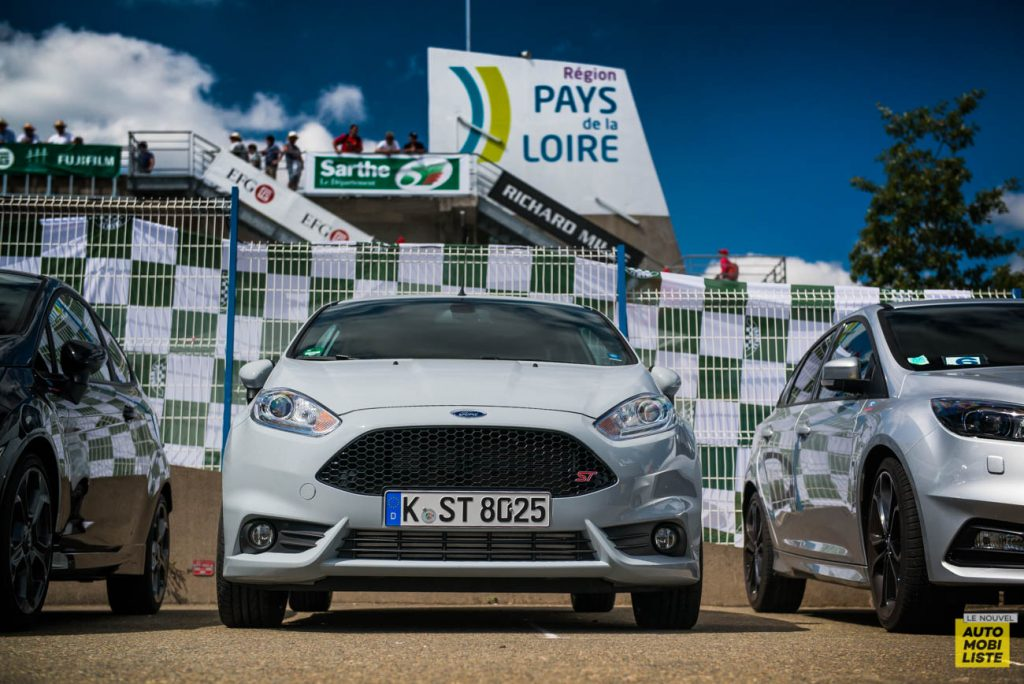 Ford Fiesta ST 200 Le Mans 2016 4