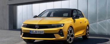 Opel Astra L 2021 Officiel 2