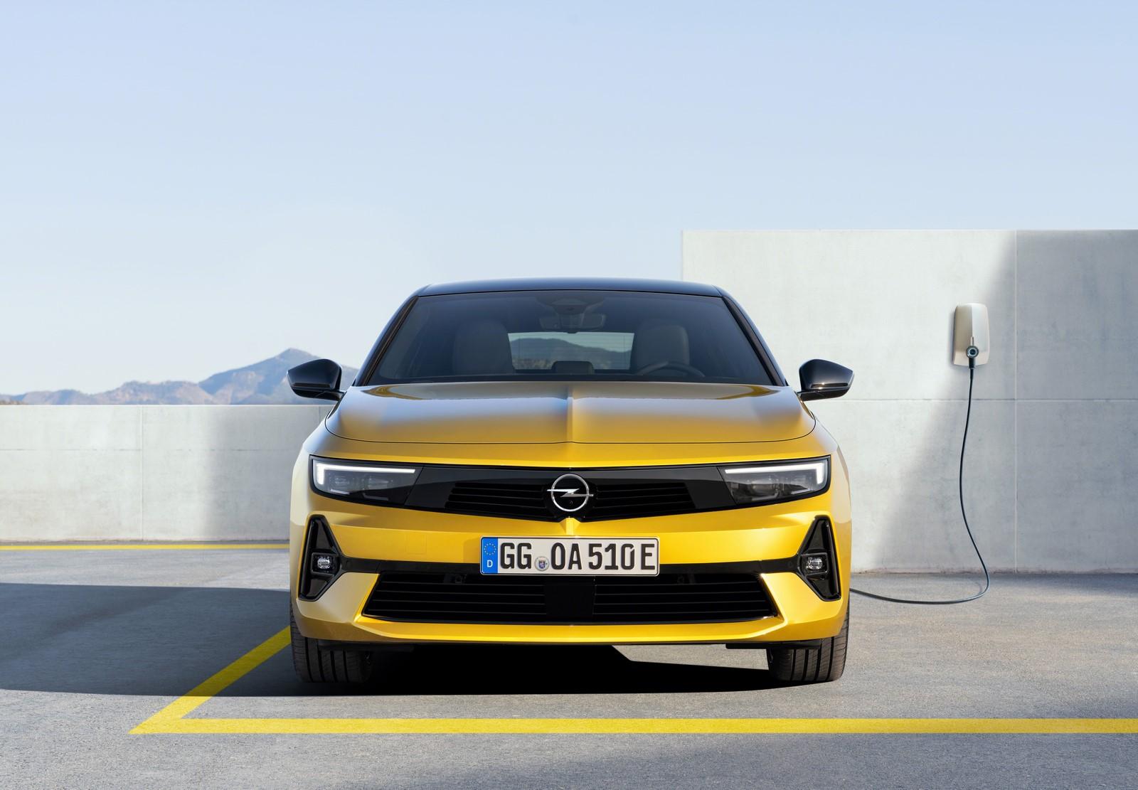 Opel Astra L 2021 Officiel 7