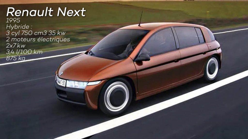 Renault Eways LNA Renault MeganE Preserie 43