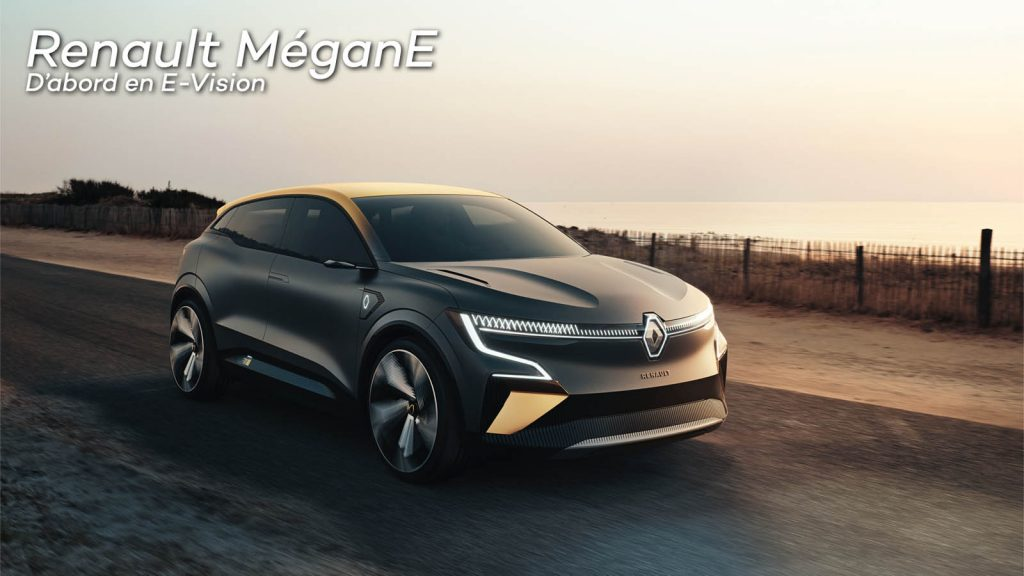 Renault Eways LNA Renault MeganE Preserie 48