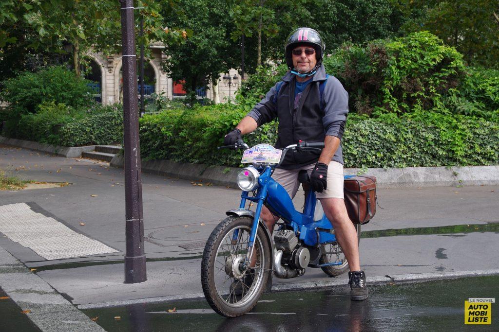 Traversée de Paris estivale 2021