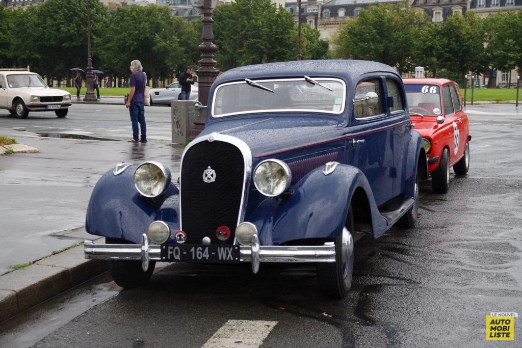Traversee de Paris ete 2021 LNA FM 319