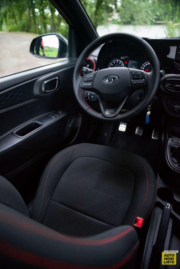 Hyundai i10 N Line essai 2020 19