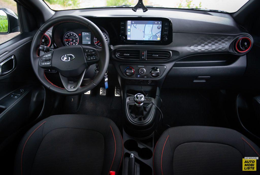 Hyundai i10 N Line essai 2020 20