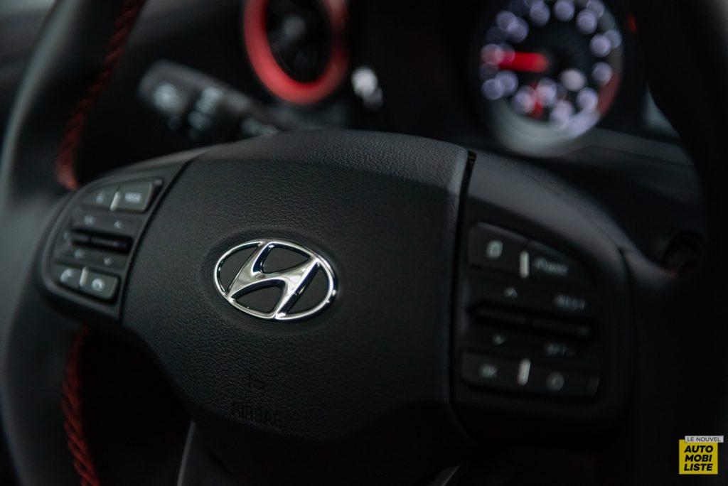 Hyundai i10 N Line essai 2020 26