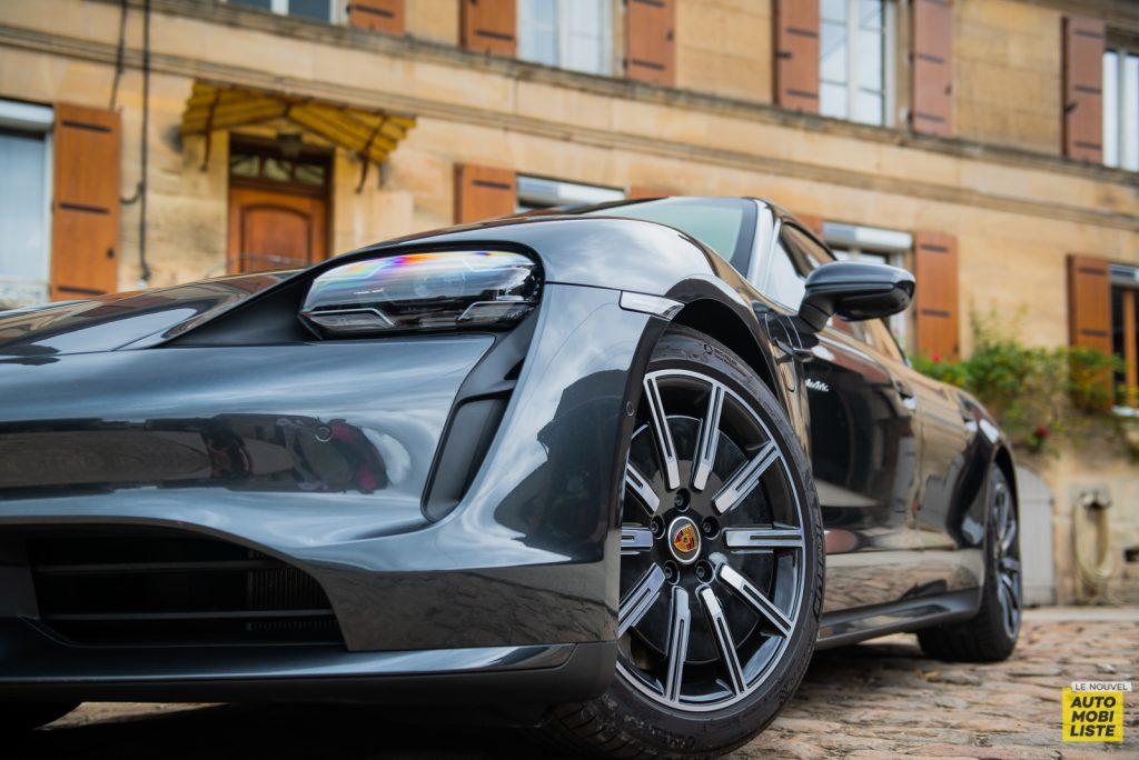 Porsche Taycan Turbo essai 2020 15