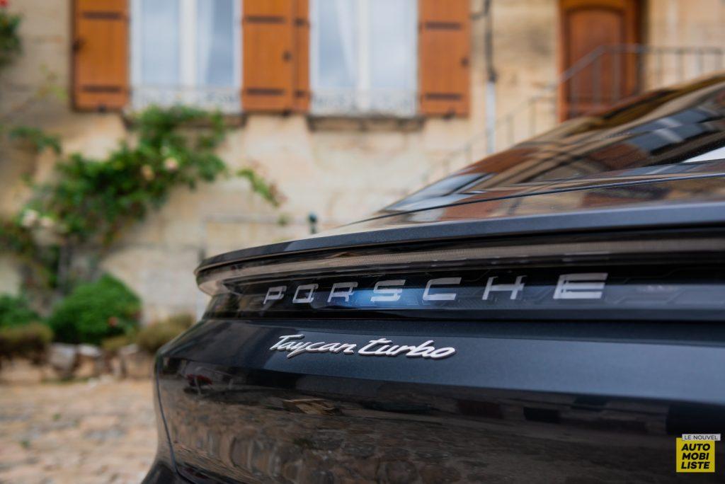 Porsche Taycan Turbo essai 2020 20