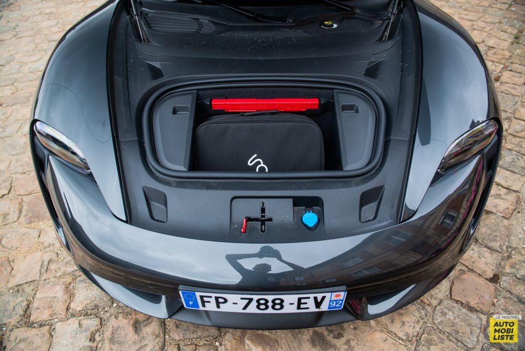 Essai Porsche Taycan Turbo