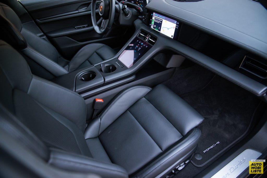 Porsche Taycan Turbo essai 2020 28