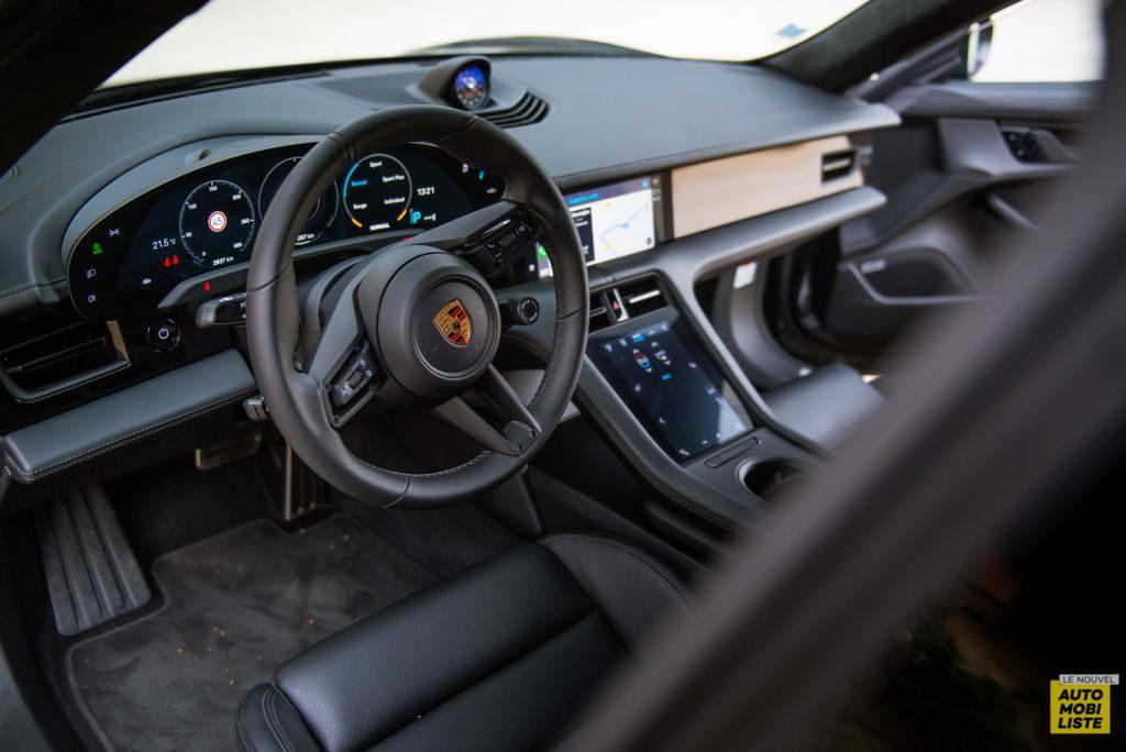 Porsche Taycan Turbo essai 2020 29