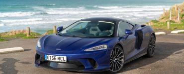 Essai McLaren GT Kyanos Blue