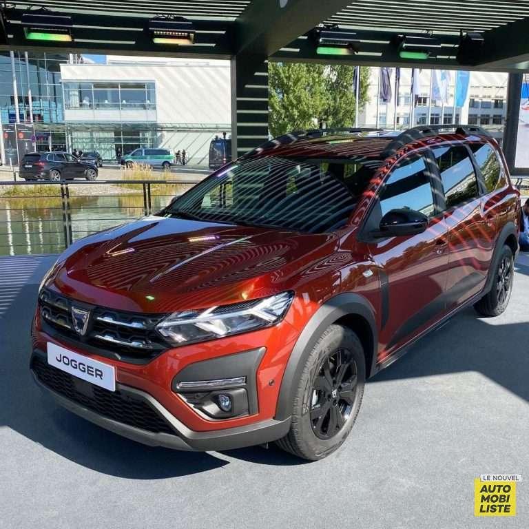 Dacia Jogger Salon de Munich 2021