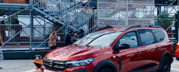 Dacia Jogger IAA Mobility 2021 Munich 16