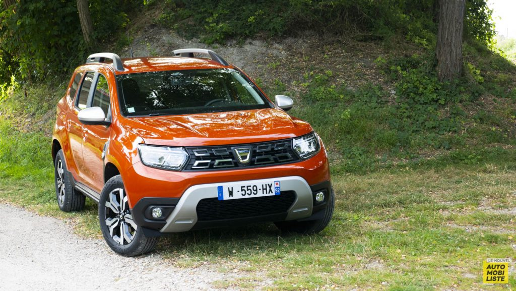 Essai Dacia Duster TCe 150 EDC6 Prestige Exterieur 17