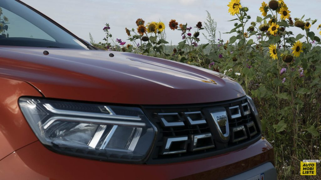 Essai Dacia Duster TCe 150 EDC6 Prestige Exterieur Detail 02