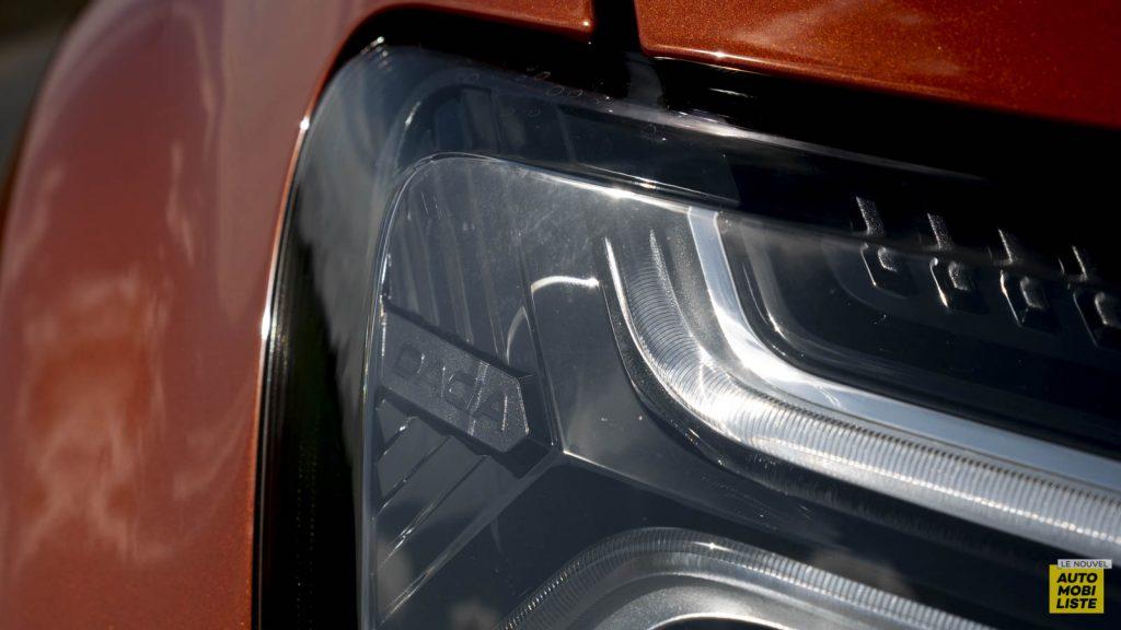 Essai Dacia Duster TCe 150 EDC6 Prestige Exterieur Detail 03