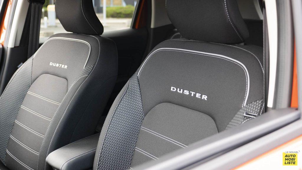 Essai Dacia Duster TCe 150 EDC6 Prestige Interieur 01