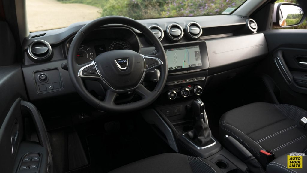 Essai Dacia Duster TCe 150 EDC6 Prestige Tableau de Bord 04