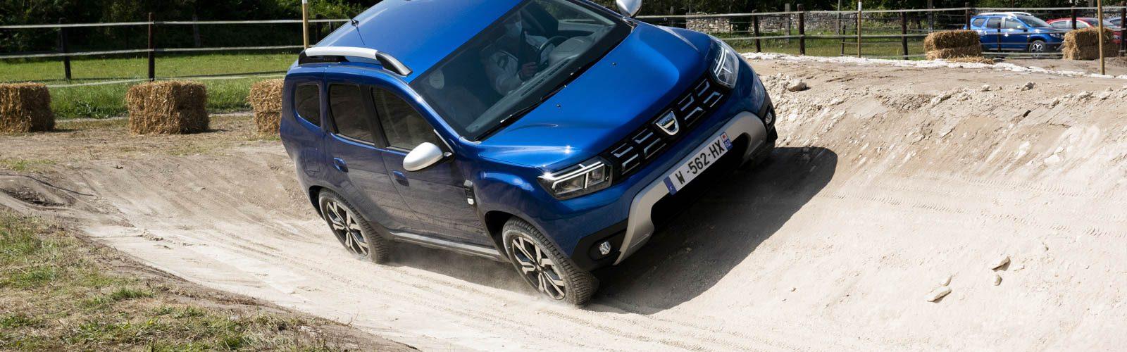 Essai Dacia Duster