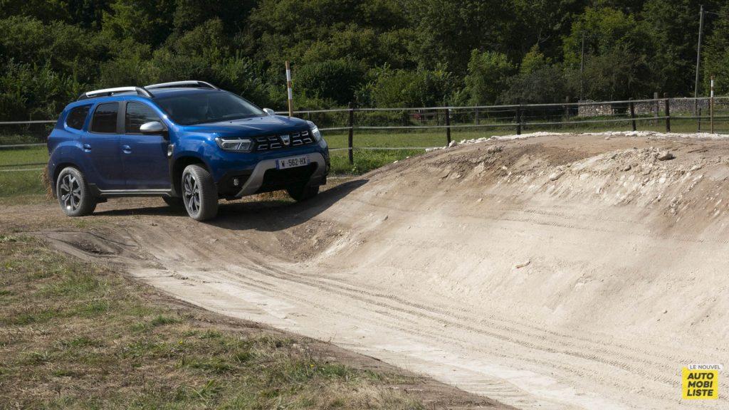 Essai Dacia Duster blue dCi 115 4x4 Exterieur 07