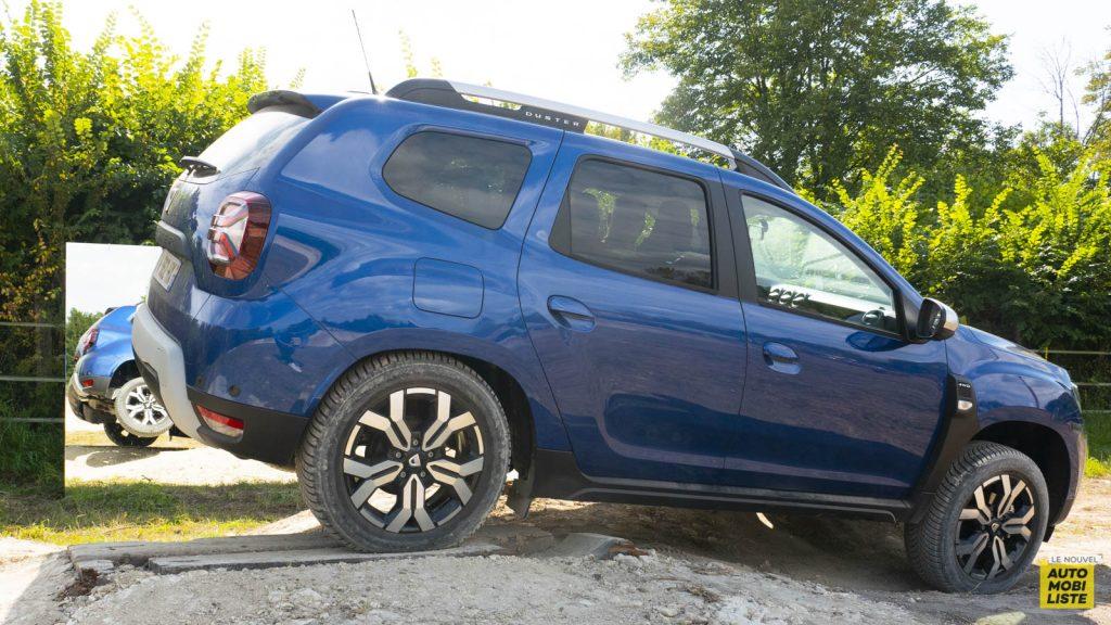 Essai Dacia Duster blue dCi 115 4x4 Exterieur 08