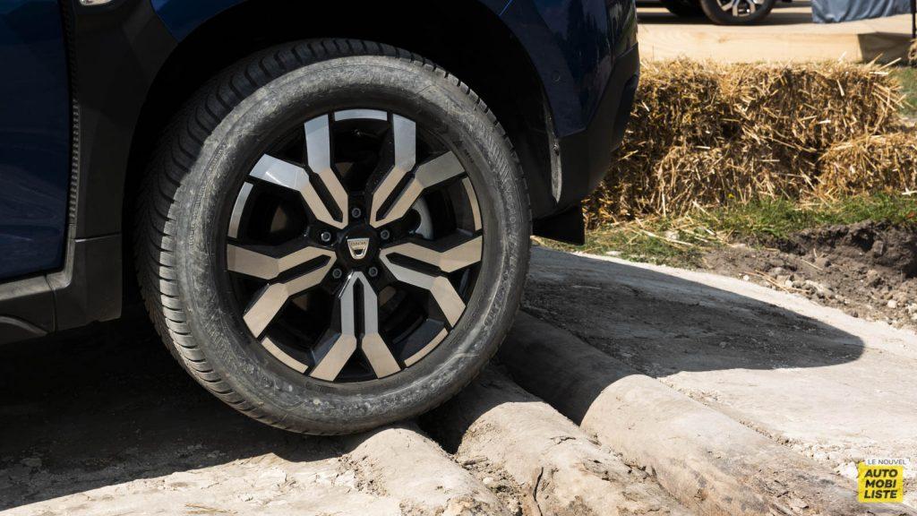 Essai Dacia Duster blue dCi 115 4x4 Exterieur Detail 02