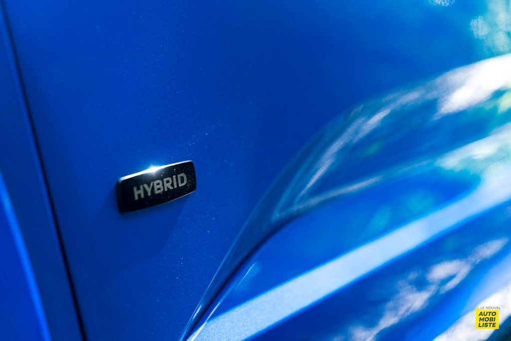 Essai Opel Grandland restyle Hybrid 225 Logo Hybride