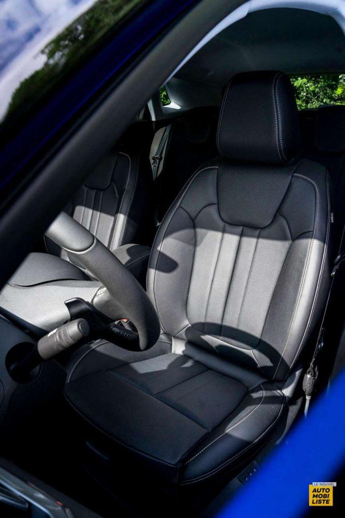 Essai Opel Grandland restyle Hybrid 225 Siege AGR