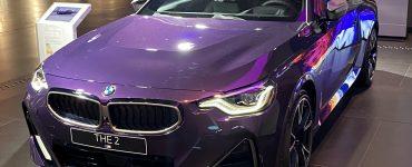 BMW Série 2 Salon de Munich 2021