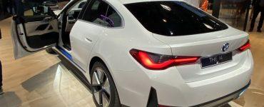 BMW i4 Salon de Munich 2021