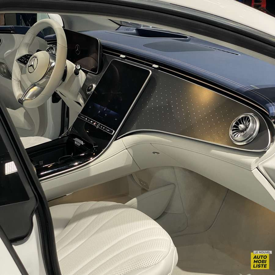 Mercedes EQE Salon de Munich 2021