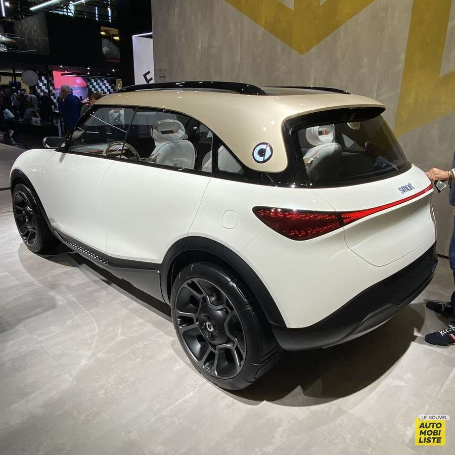 Smart Concept #1 Salon de Munich 2021