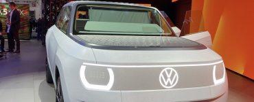 Volkswagen ID.LIFE Concept Salon de Munich 2021