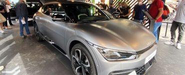 Kia EV6 salon de Munich 2021