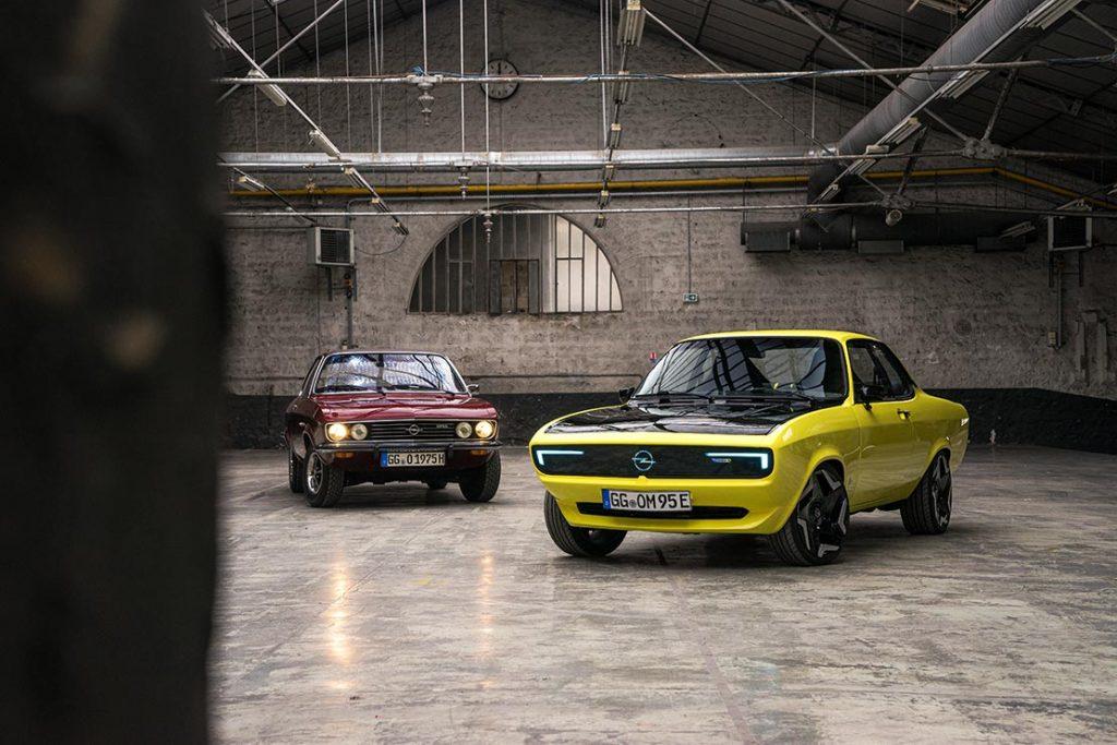 Opel Manta GSe ElektroMOD concept 20
