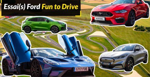 Ford Fun to Drive